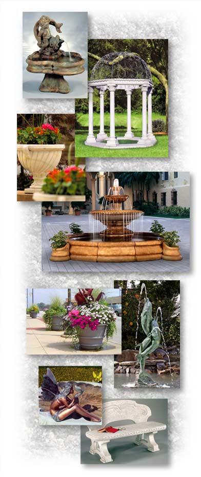 Artisan Designs - Wholesale Garden Art from Henri Studio and Brass ...